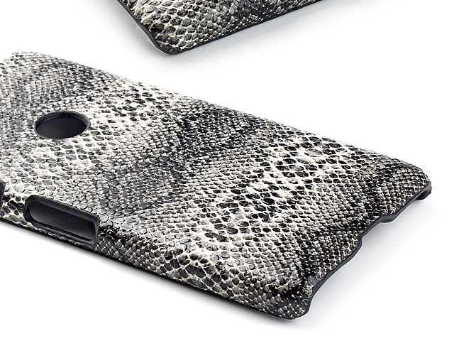 Google Pixel 2 Faux Snake Skin Back Case