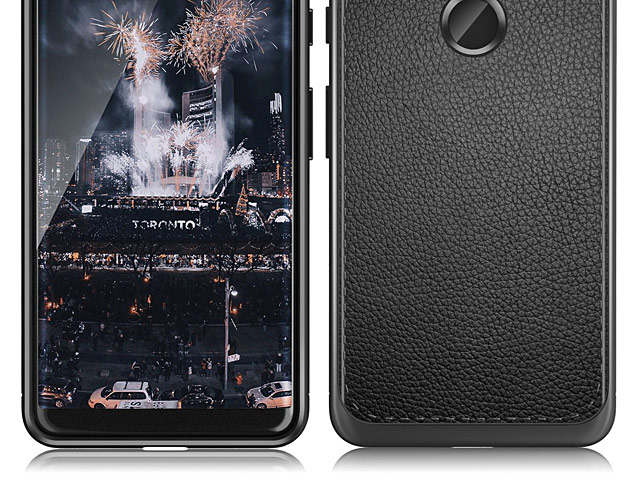 LENUO Gentry Series Leather Coated TPU Case for Google Pixel 2 XL