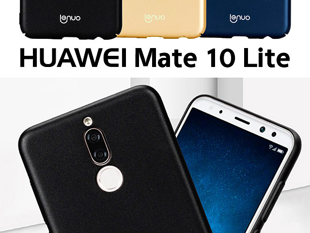 LENUO Leshield Series PC Case for Huawei Mate 10 Lite