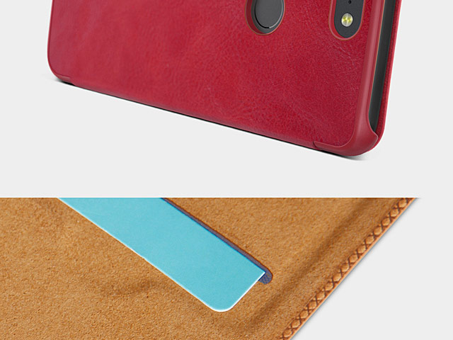 NILLKIN Qin Leather Case for OnePlus 5T