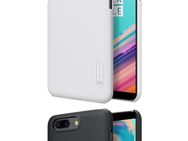 NILLKIN Frosted Shield Case for OnePlus 5T
