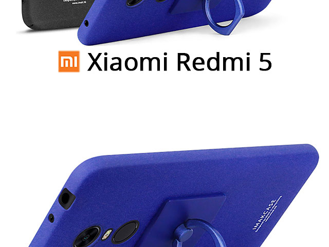 Imak Marble Pattern Back Case for Xiaomi Redmi 5