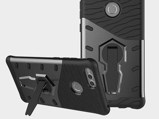 Huawei Honor 7X Armor Case with Stand
