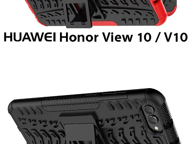 Huawei Honor View 10 / V10 Hyun Case with Stand