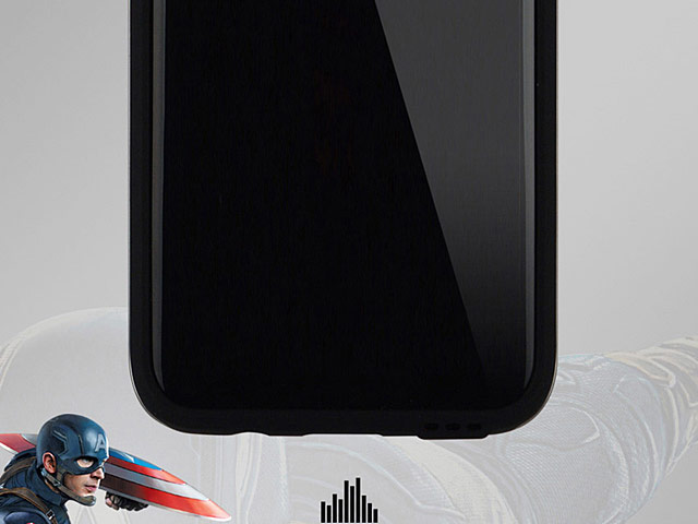 MARVEL Captain America Shield Case for Samsung Galaxy S8