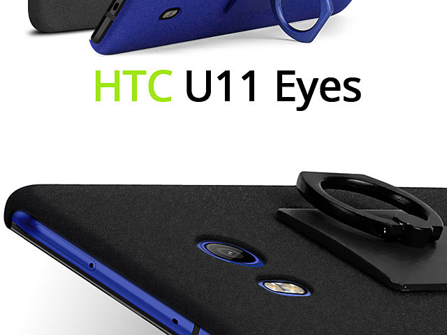 Imak Marble Pattern Back Case for HTC U11 Eyes