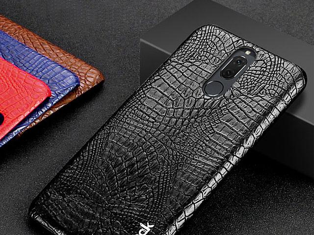 new products b0346 05e4f Imak Crocodile Leather Back Case for Huawei Mate 10 Lite