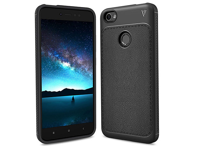 LENUO Gentry Series Leather Coated TPU Case for Xiaomi Redmi Y1 (Note 5A)
