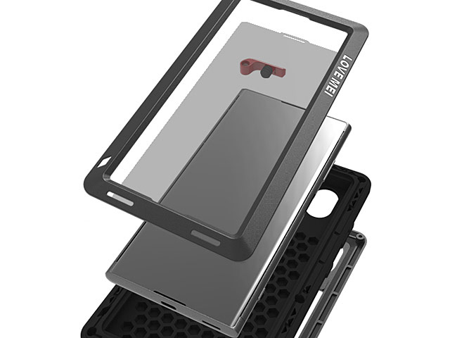 LOVE MEI Sony Xperia XA1 Plus Powerful Bumper Case