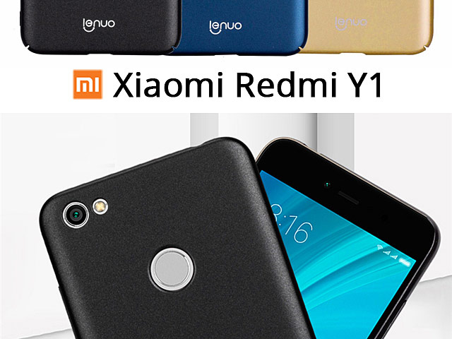 LENUO Leshield Series PC Case for Xiaomi Redmi Y1 (Note 5A)