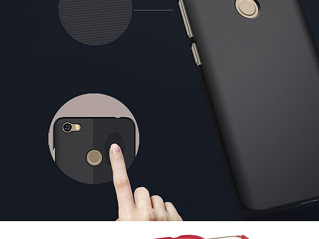 NILLKIN Frosted Shield Case for Xiaomi Redmi Y1 (Note 5A)