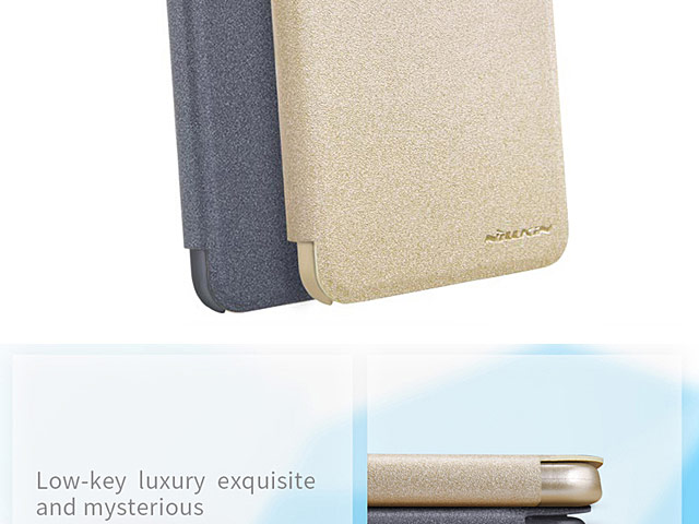 NILLKIN Sparkle Leather Case for Xiaomi Redmi Y1 (Note 5A)