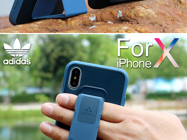 cocina colgar estrategia  Adidas Grip Case for iPhone X