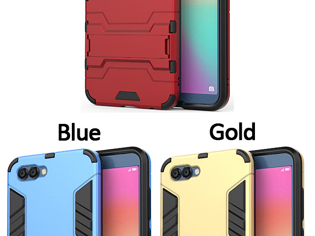 Huawei Honor View 10 / V10 Iron Armor Plastic Case