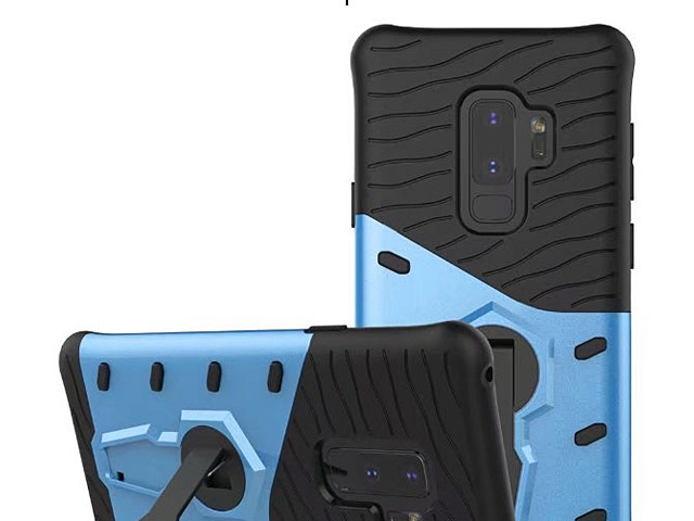 Samsung Galaxy S9+ Armor Case with Stand