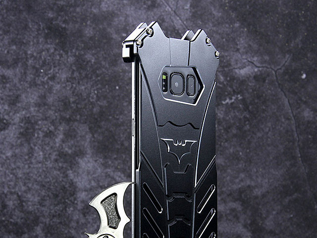 Samsung Galaxy S8 Bat Armor Metal Case