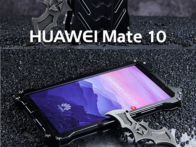Huawei Mate 10 Bat Armor Metal Case