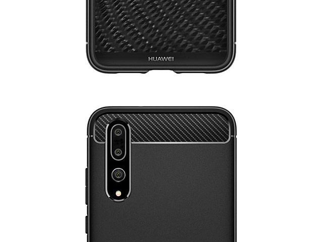 new style bff68 37b1a Spigen Rugged Armor Case for Huawei P20 Pro