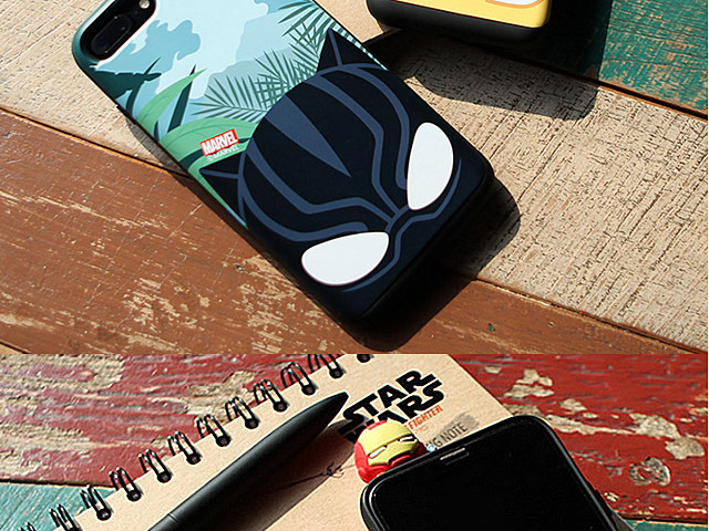 iPhone 7 / 8 3D Marvel Series i-Slide Case