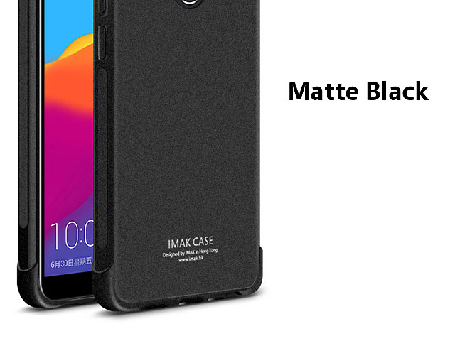 Imak Shockproof TPU Soft Case for Huawei Honor 7C