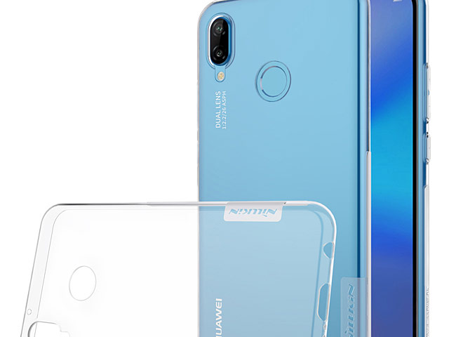 NILLKIN Nature TPU Case for Huawei P20 Lite
