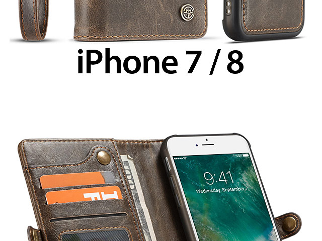iPhone 7 / 8 EDC Wallet Case