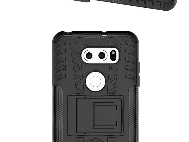 LG V30 Hyun Case with Stand