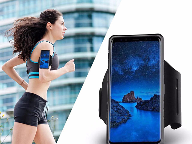 Samsung Galaxy S9 Gear Stand Case with Armband
