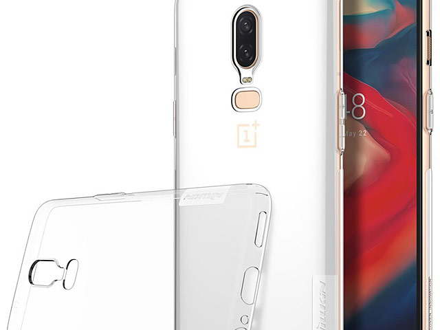 NILLKIN Nature TPU Case for OnePlus 6