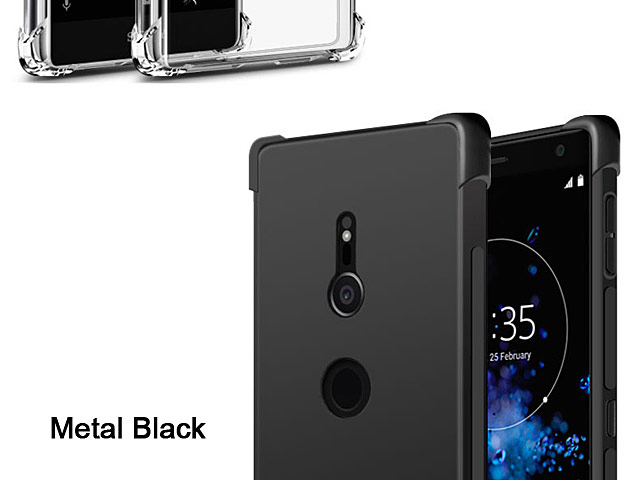 Imak Shockproof TPU Soft Case for Sony Xperia XZ2