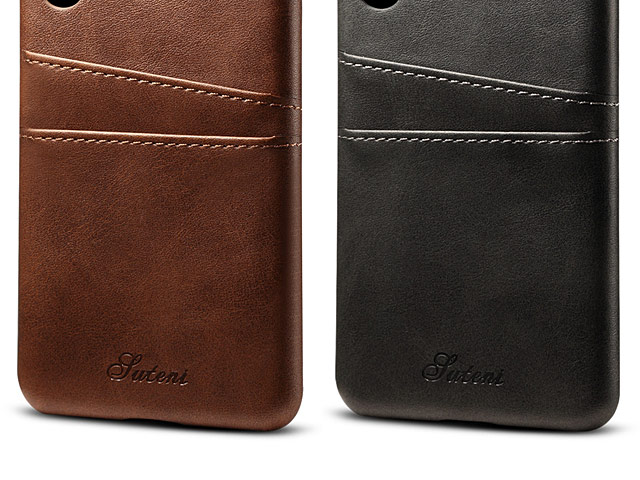 Huawei P20 Pro Claf PU Leather Case with Card Holder