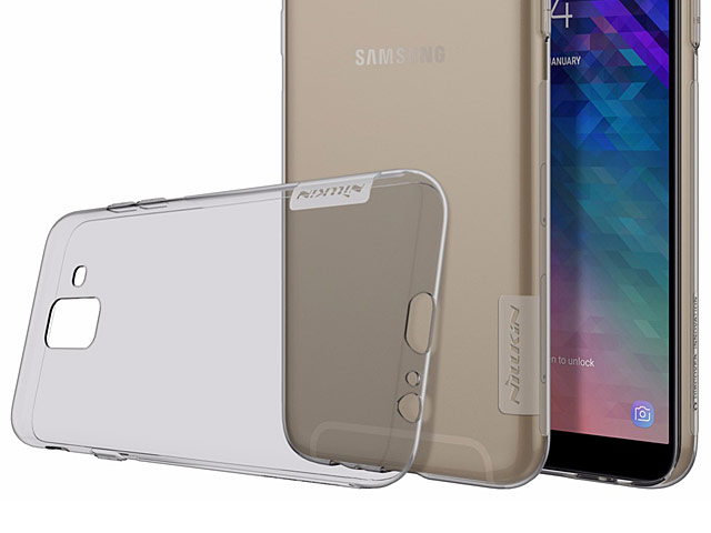 NILLKIN Nature TPU Case for Samsung Galaxy A6 (2018)