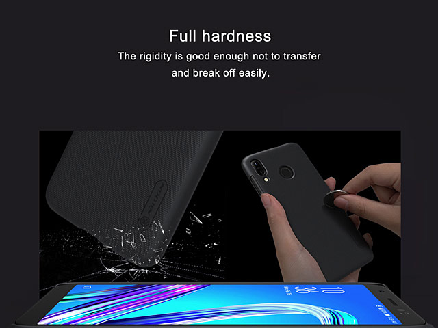NILLKIN Frosted Shield Case for Asus Zenfone Max (M1) ZB555KL