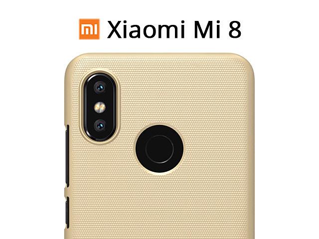 best website de131 4c878 NILLKIN Frosted Shield Case for Xiaomi Mi 8