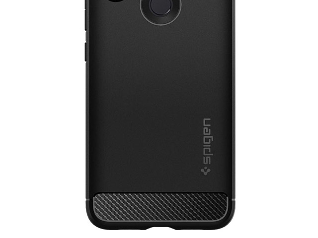 Spigen Rugged Crystal Case for Xiaomi Mi 8