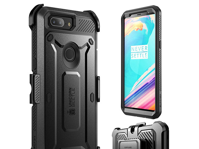 Supcase Unicorn Beetle Pro Rugged Holster Case for OnePlus 5T