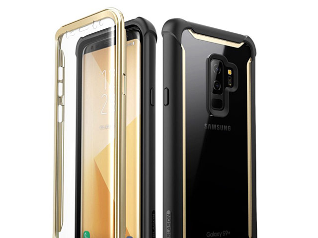 i-Blason Ares Clear Case with Screen Protector for Samsung Galaxy S9+