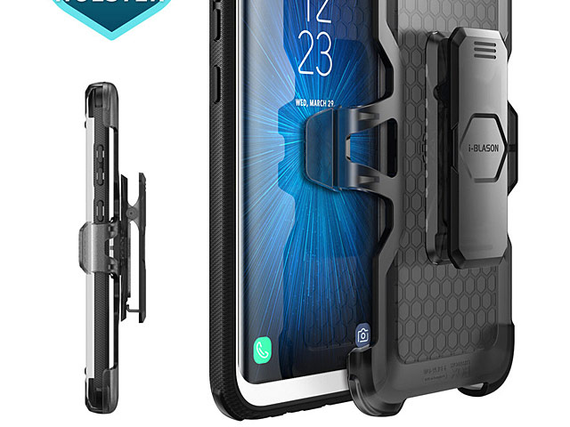 i-Blason Armorbox Dual-Layer Protective Case for Samsung Galaxy S9+