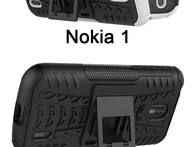 Nokia 1 Hyun Case with Stand