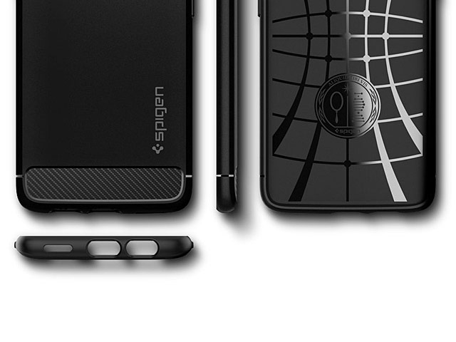 Spigen Rugged Armor Case for OnePlus 6