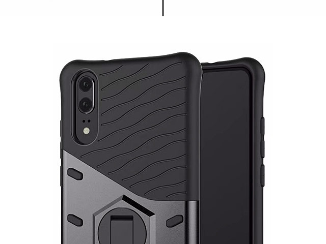 Huawei P20 Armor Case with Stand