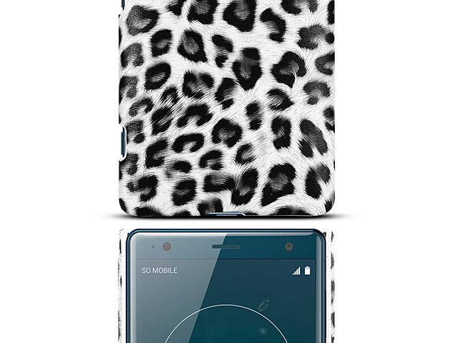 Sony Xperia XZ2 Leopard Stripe Back Case