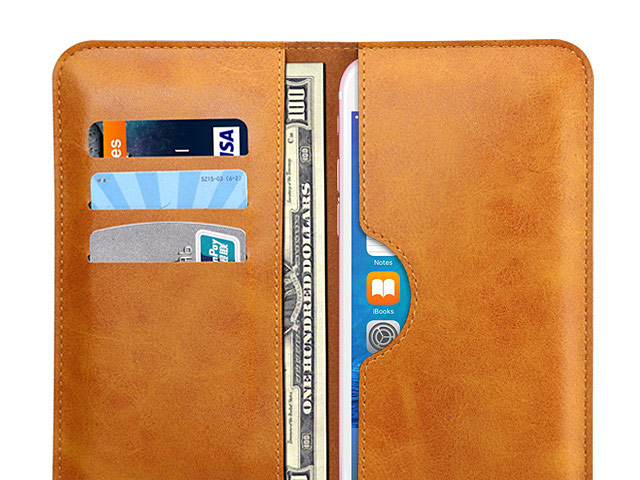 iPhone 6 / 6s Leather Sleeve Wallet