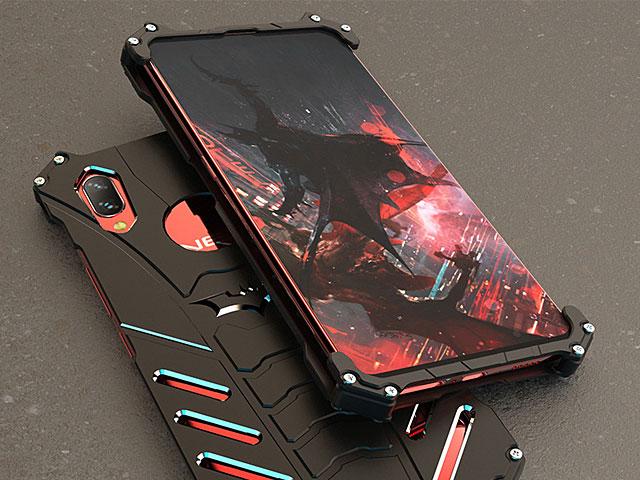 low priced c1ed0 c3a8d vivo NEX S Bat Armor Metal Case