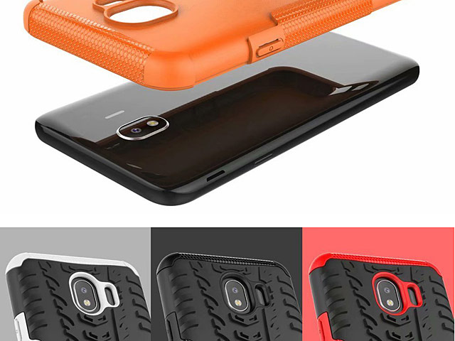 Samsung Galaxy J4 (2018) Hyun Case with Stand