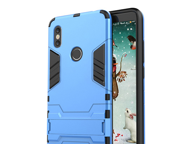 best service 50b56 1440a Xiaomi Mi A2 Lite (Redmi 6 Pro) Iron Armor Plastic Case