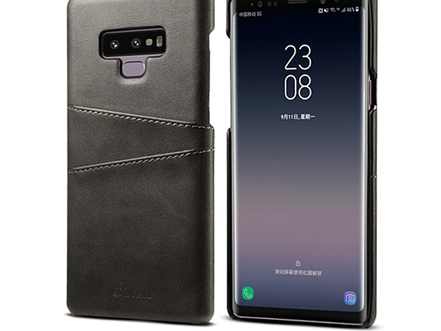 Samsung Galaxy Note9 Claf PU Leather Case with Card Holder