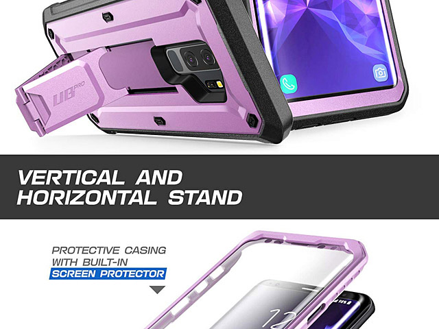 Supcase Unicorn Beetle Pro Rugged Case for Samsung Galaxy S9+