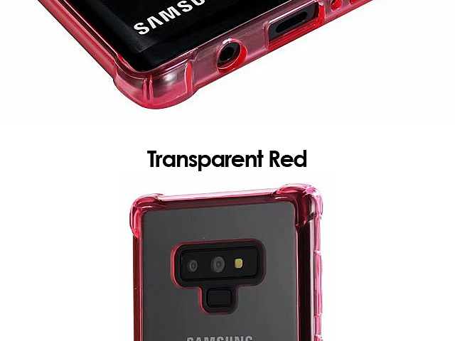 Samsung Galaxy Note9 Shockproof TPU Soft Case