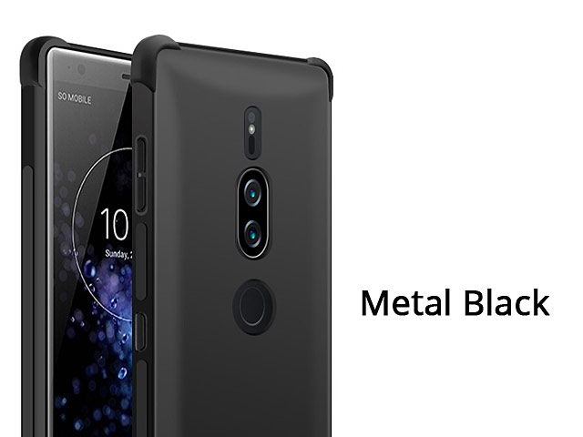 Imak Shockproof TPU Soft Case for Sony Xperia XZ2 Premium